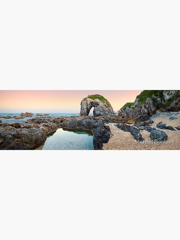 Horse Head Rock, Bermagui, New South Wales, Australia by Chockstone