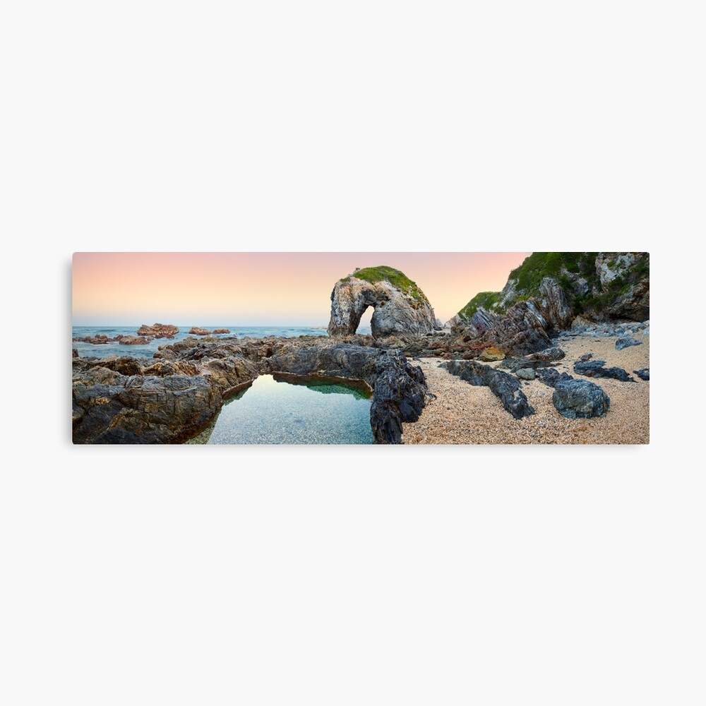 Horse Head Rock, Bermagui, New South Wales, Australia Canvas Print