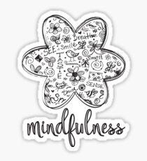 Mindfulness Sticker