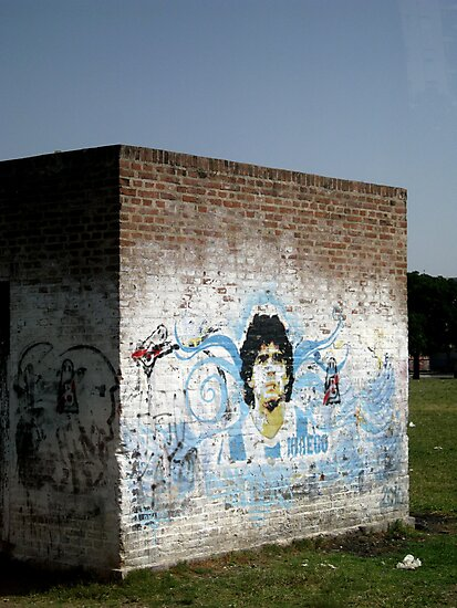 The King of Football  by dher5