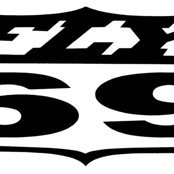 FLY69 Original Logo with White Outline by Deadscan