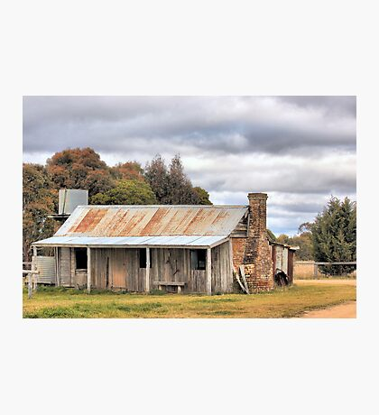 Old Homestead Bungendore  NSW Photographic Print
