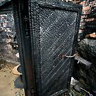 A Burned Door by SunDwn