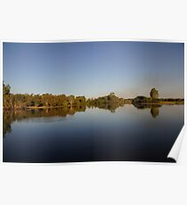 Cooper Creek - a gorgeous scene Poster