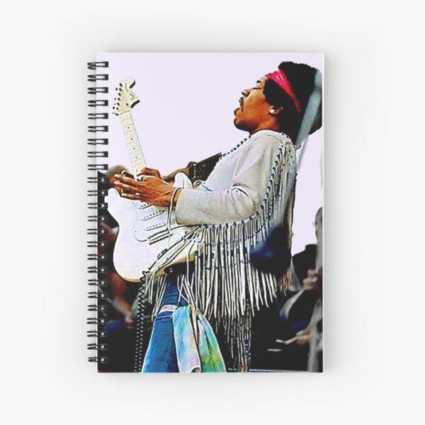 Jimi 'Soul Sings Spiral Notebook