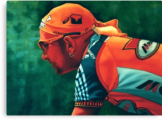 Marco Pantani The Pirate by PaulMeijering