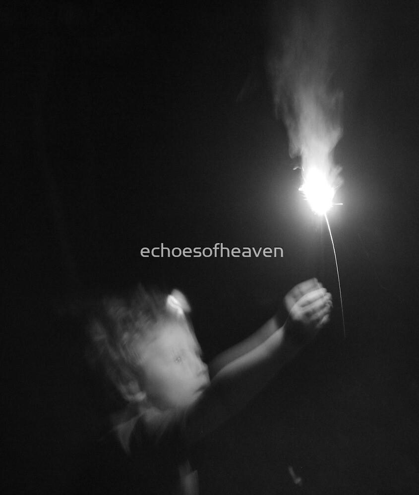 """Sparkler Fun 6""  by Carter L. Shepard by echoesofheaven"