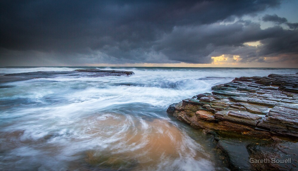 Maelstrom by Gareth Bowell