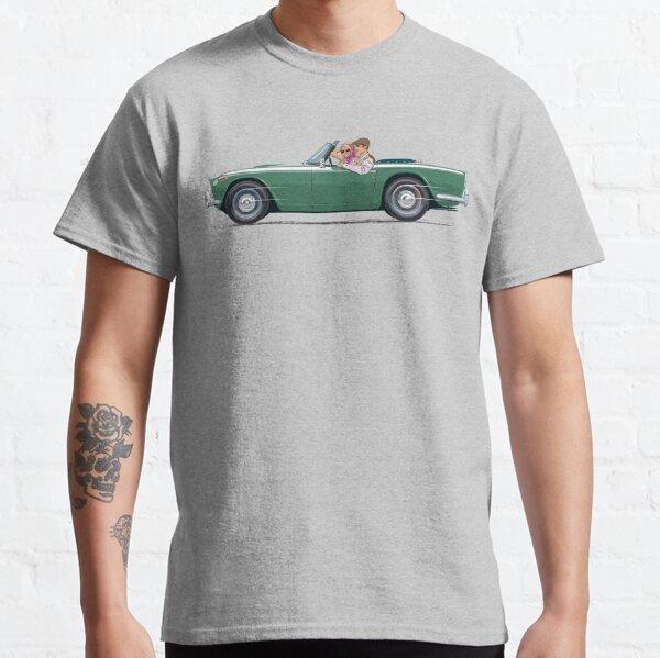 Conifer Green Triumph TR4a Classic T-Shirt