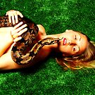 The Serpents Kiss by thermosoflask