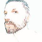 Portrait Of The Artist by Craig Hewitt