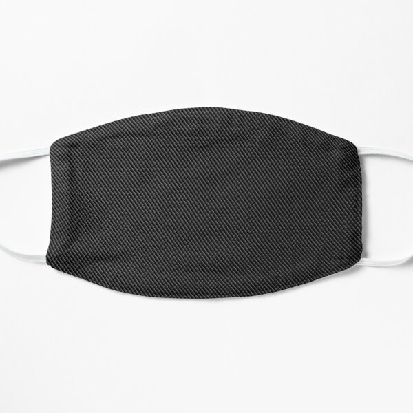 Realistic Carbon Fiber Structure 9 Flat Mask