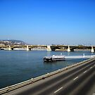 Margarete Bridge, Budapest 2012 by ambrusz