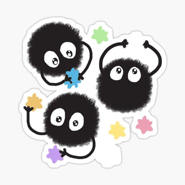 Soot Sprites Sticker