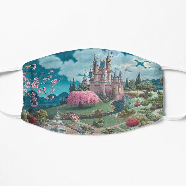 Cinderella's Castle Flat Mask