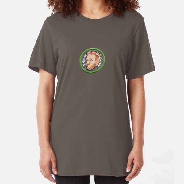 Friends of JeffJag.com - 2006 Edition Slim Fit T-Shirt