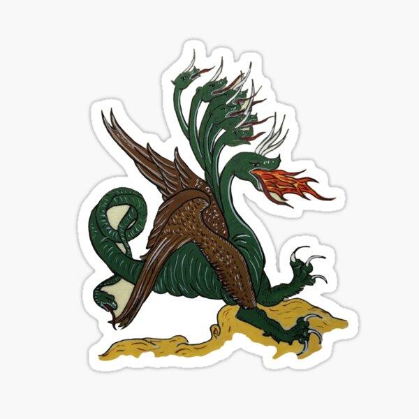 Hydra!  Sticker