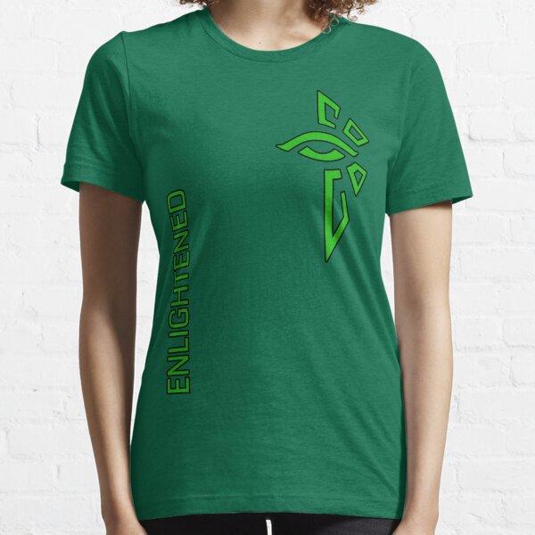 Ingress Enlightened with text - alt Essential T-Shirt