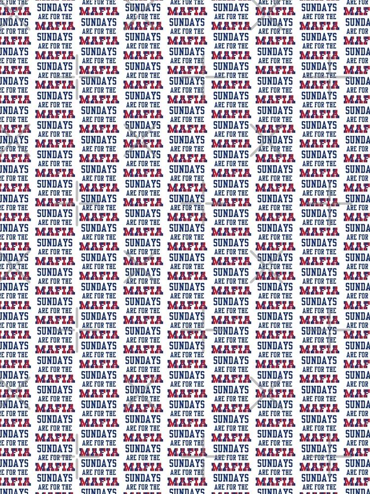 Sundays are for the Mafia 1 by SaturdayAC