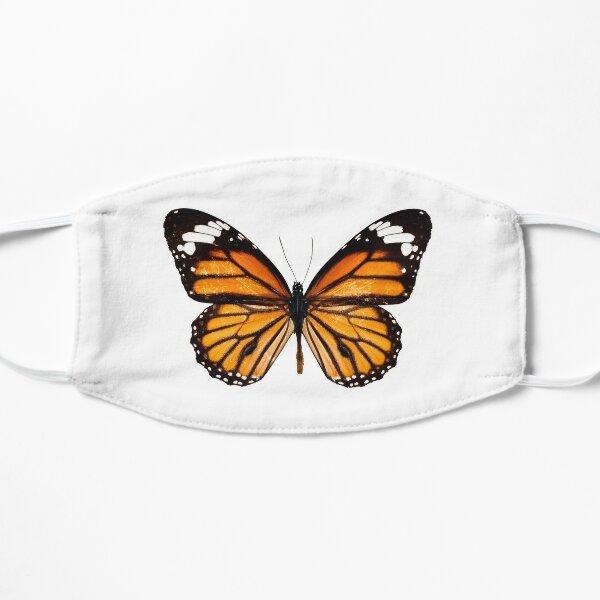 Monarch butterfly sticker Mask