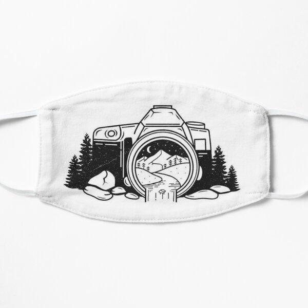 Nature camera Flat Mask