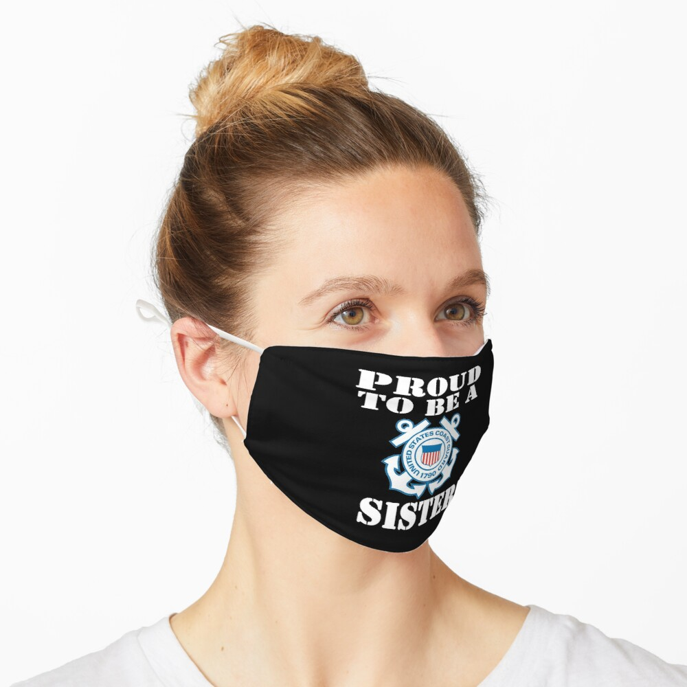 Proud To Be A CG Sister Design Mask