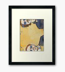 Coen Bros Framed Print