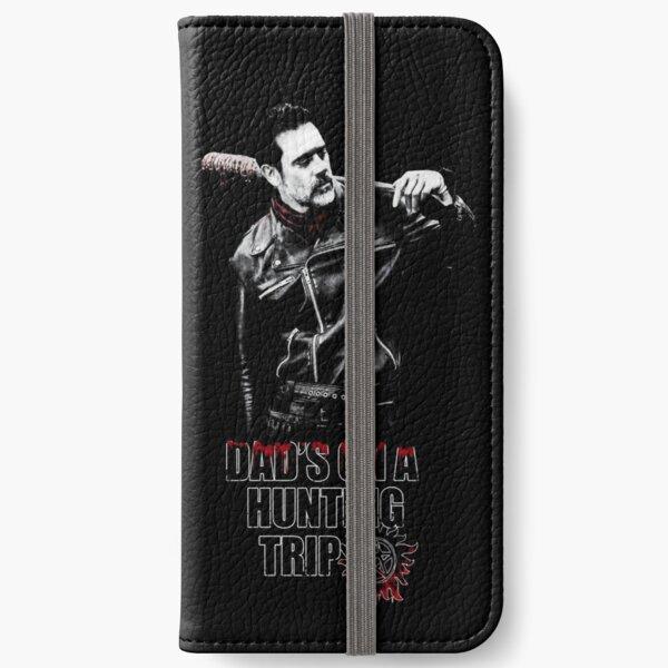 The Walking Dead - Negan/Supernatural iPhone Wallet