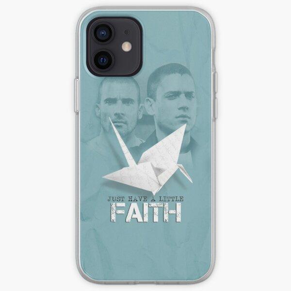 Prison Break - Michael et Linc Faith Coque souple iPhone