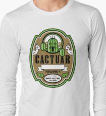 CACTUAR TEQUILA Long Sleeve T-Shirt