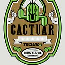 CACTUAR TEQUILA by DREWWISE