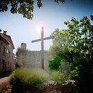 Cross by photo-kia