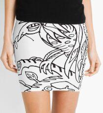 The gazer Mini Skirt