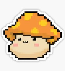 Maplestory Orange Mushroom Sticker