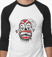Dark Clown Drawing T-Shirt