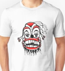 Dark Clown Drawing T-Shirt