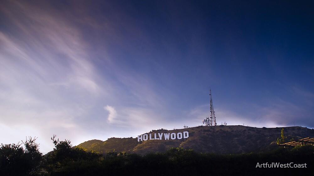 Hollywood by ArtfulWestCoast