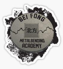 Bei Fong Metalbending Academy Sticker