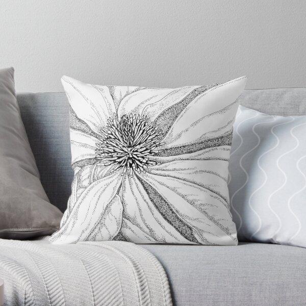 Michelia doltsopa Throw Pillow