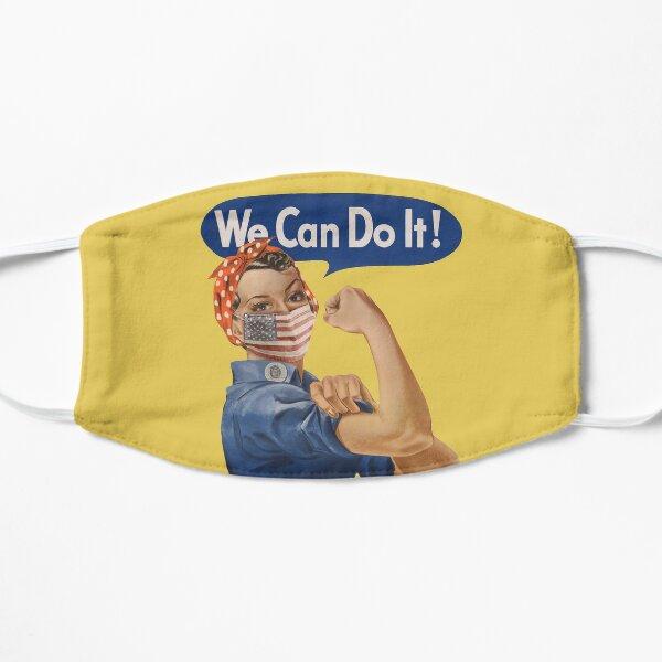 We Can Do It! Rosie the Riveter Coronavirus 2020 Mask