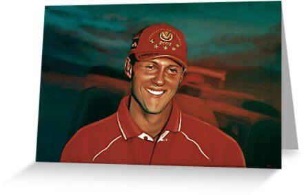 Michael Schumacher by PaulMeijering