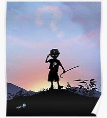 Riddler Kid Poster