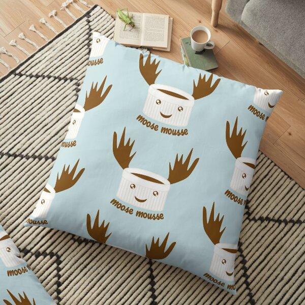Moose Mousse Floor Pillow