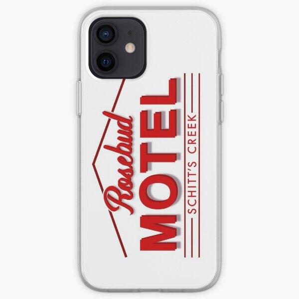 Rosebud Motel iPhone Soft Case