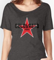 BE CONSTRUCTIVE • Celebrate Vodka Women's Relaxed Fit T-Shirt