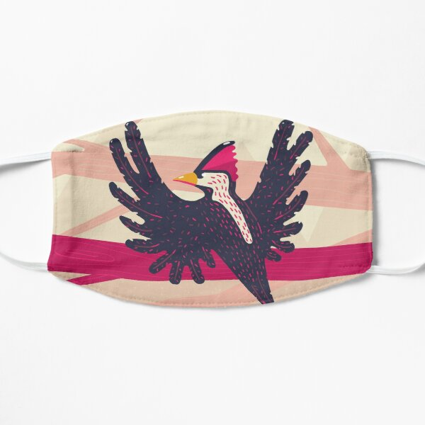 Woodpecker Mask
