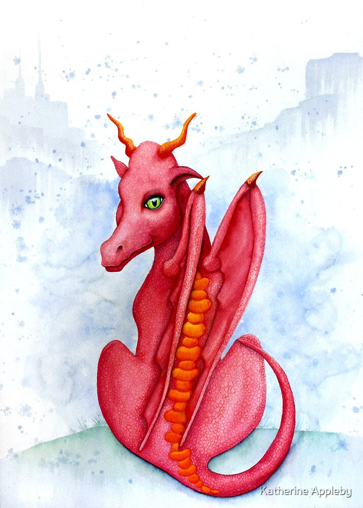 Red Dragon by Katherine Appleby
