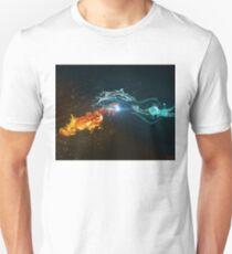 Omniblade versus Plasma Sword Unisex T-Shirt