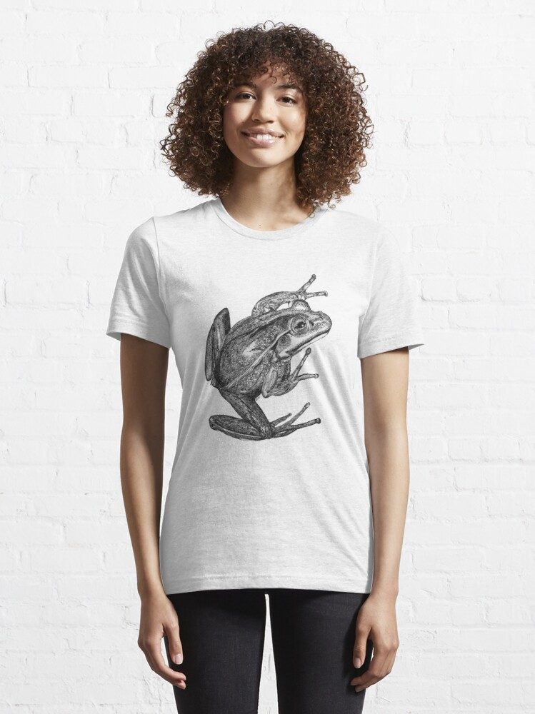Alternate view of Vonny the Frog Essential T-Shirt
