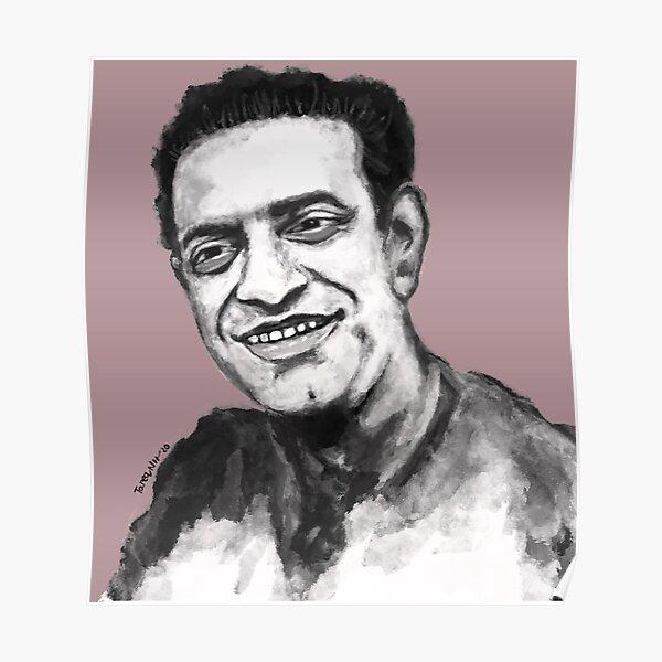 Satyajit Ray | সত্যজিৎ রায়  Poster